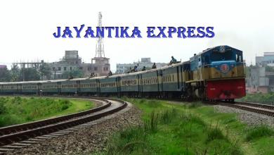 Jayantika Express