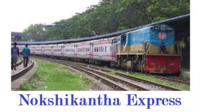 Nokshikantha Express