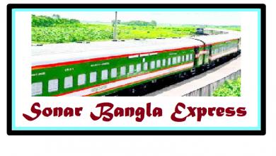 Sonar Bangla Express