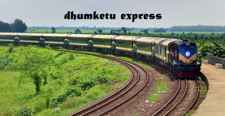 dhumketu express