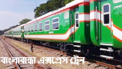 বাংলাবান্ধা এক্সপ্রেস ট্রেন