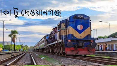 Dhaka To Dewanganj Train Schedule